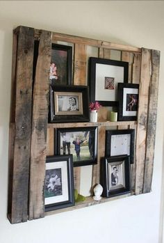 20 Unique Ways of Displaying Photos of Your Kids | The Stir