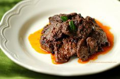 Ruchik Randhap (Delicious Cooking): Beef Fry ~ When The Hubby Cooks!