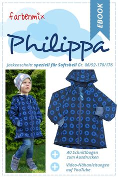 Sewing For Kids, Clothing Patterns, Overalls, Hoodies, How To Make, Blog, Clothes, Baby Overall, Baby Jackets