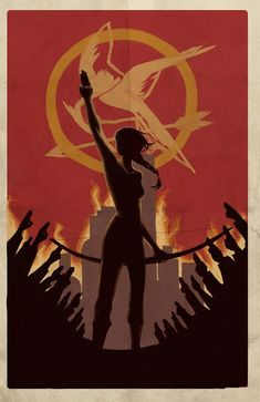 The Hunger Games: Accidental Statement of Protest? by techgnotic on deviantART