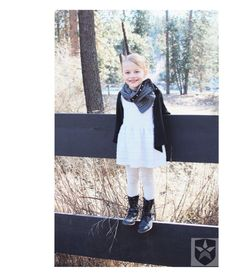 """This little angel face looks adorable in her """"clothed in strength and dignity"""" kids snap scarf. I have a few child size left on my etsy.  Child scarf, snap scarf, you are loved, embroidered scripture, handmade gifts, child photography, kid photoshoot, daughter of the King"""