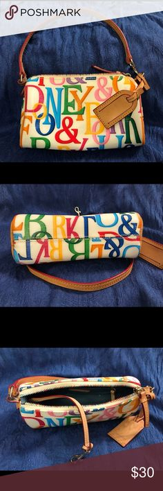 Dooney and Bourke Small handbag Small purse only used a few times. Great condition. Dooney & Bourke Bags Mini Bags