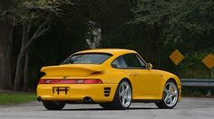 1997 Porsche Ruf 993 Turbo R presented as lot S156 at Kissimmee, FL 2015 - image3