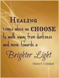 Healing from grief and moving towards living again takes time, effort, and a motivation to do so.