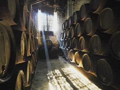 Did you know the Sherry Bodegas aka wine cellars are the most visited in Europe? Which have you visited or dream to? #sherrylover#winetourism #sherry #bodega #jerez #sanlucar #elpuerto #spain #winelover