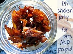 For times when you have no venison make this chicken jerky instead. I make beef jerky and venison jerky all the time. I can make 3 pounds of venison jerky Dehydrated Chicken, Jerk Chicken, Fried Chicken, Venison Jerky, Jerky Recipes, Game Recipes, Ninja Recipes, Smoker Recipes, Grilling Recipes