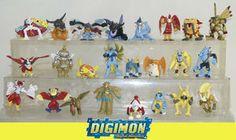 24 digimon figures, $24 w free shipping on ebay