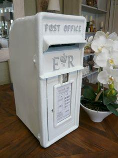 Hire a wedding post box