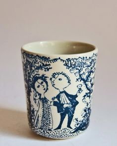 Retro Pottery Net: Bjorn Wiinblad