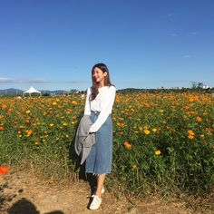 Preppy and demure OOTD with Daily About blouse and denim skirt! : Preppy and demure OOTD with Daily About blouse and denim skirt! Modest Fashion, Girl Fashion, Fashion Outfits, Fashion Shirts, Modest Clothing, Emo Fashion, Style Fashion, Cute Modest Outfits, Summer Outfits