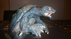 Gamera 2: Attack of the Legion Figure 1996 by X-Plus #gamera #monster #monsters #xplus #figurines #figures
