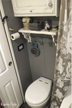 Best RV Bathrooms Images On Pinterest In Campers Bath - Travel trailer without bathroom
