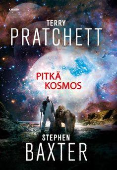Pitkä kosmos (Pitkä Maa, #5) - Terry Pratchett, Stephen Baxter :: Julkaistu 22.9.2017 #scifi