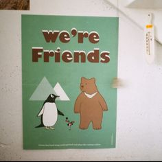 CBB Poster / 02 friends