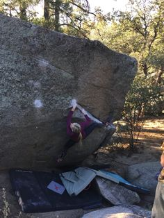 www.boulderingonline.pl Rock climbing and bouldering pictures and news Sierra Blair-Coyle o