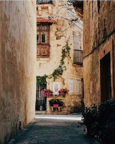 The cobbled streets of Malta—an island country between Sicily and North Africa—have more than 450 years of history to explore (and taste! Oh The Places You'll Go, Places To Travel, Beautiful World, Beautiful Places, Photos Voyages, Northern Italy, Travel Aesthetic, Adventure Is Out There, Wonders Of The World