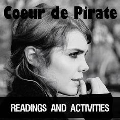 Coeur de Pirate is an amazing singer from Quebec. Learn about her career in this reading/activity packet.