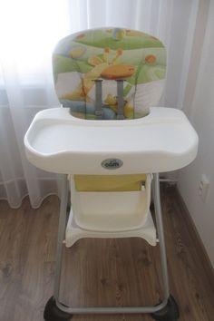 Jedálenská stolička CAM - Mini plus (HÚSENICA)