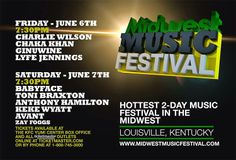 #CONCERTS #EVENTS #INDYSTARNETWORKPROMOTIONS #INDYSTARNETWORKDOTCOM #MIDWESTMUSICFESTIVAL