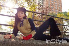 Oh Yeon seo - Instyle Korea November issue '16