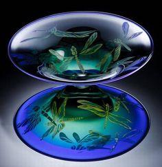 Cobalt Dragonfly - beautiful!!