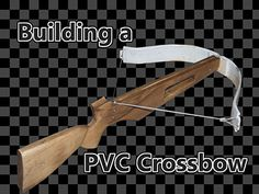 This has the easiest design for a trigger and seems to be a really good design for a crossbow.