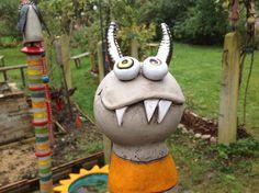 Tag der offenen Ateliers – Wagram Kreativ Garden Sculpture, Outdoor Decor, Clay, Creative