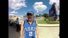 Blue Blood TV - Wallace Wade Reconstruction - Northwestern vs. Duke