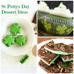 St Patrick's Day Desserts For Classroom. St Patricks Day Dessert Ideas