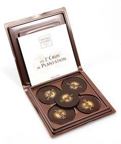 Michel Cluizel - Crus De Plantation (Tasting Box)