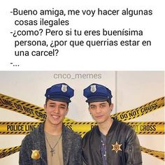 Read from the story Memes de CNCO 2 by TeamCNCOwnerss (CNCO 💫) with reads. Memes Cnco, Love Of My Life, My Love, Reggae, Boy Bands, Instagram Story, Humor, Guys, Celebrities