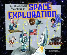 Week 21: An Illustrated Timeline of Space Exploration (Visual Timelines in History): Patricia Wooster, Eldon Doty: 9781404870185: Amazon.com: Books