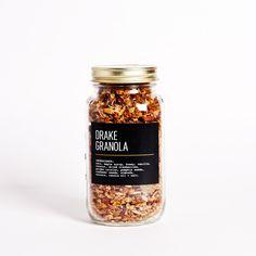 Drake Granola - Dining - Living