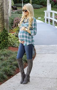 Style vestimentaire femme enceinte ideas for 2019 Fall Maternity Outfits, Stylish Maternity, Maternity Wear, Maternity Dresses, Fall Maternity Fashion, Maternity Style, Pregnancy Wardrobe, Pregnancy Outfits, Pregnancy Style