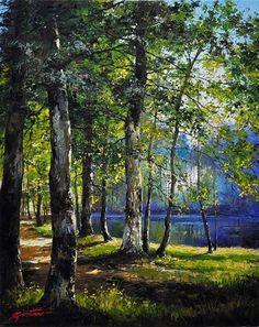 Emil Ciubotaru....... Romanian Painter.........