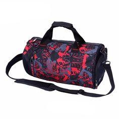 32e2f9aa0eb38 Waterproof Portable Gym Bag
