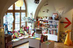 knihkupectví v PL