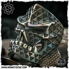 Starlingear Ring: Delta Kaze Puncher - Cobalt