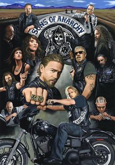 Samcro Nothing Compares 2 U Sons Of Anarchy Anarchy Jax Teller