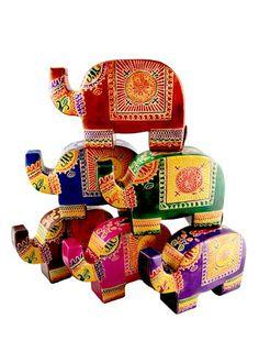 Mira Fair Trade - Handmade Socially Responsible Shopping.Elephant Bank