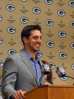 Can't get enough of you Rodgers