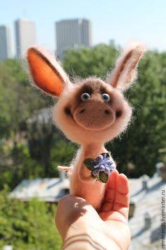 Pretty Little Pig - Felt Doll Artist - Olya and Dasha - Amazing Artist from…