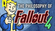 Philosophy of Fallout 4 #Fallout4 #gaming #Fallout #Bethesda #games #PS4share #PS4 #FO4