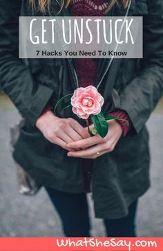 """Cracking the """"How to Get Unstuck"""" Code: 7 Noteworthy Tips - Everybody goes through them. Those periods in life when you feel hopelessly """"stuck"""". You're mentally or emotionally stumped, jammed up, at a loss, not sure which direction to take, unable to move forward, unable to grow…and you can't figure out what to do. I get it. Been there, done that. During times when you feel stuck and immobilized, you can also feel alone in your experience. But I assure you, you're not. Read the rest here..."""