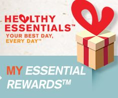 My Essential Rewards #HealthyEssentials #coupons #rewards http://free.ca/rewards/my-essential-rewards/