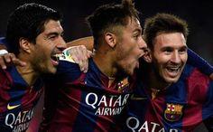 Calendario de Liga del FC Barcelona 2015/16