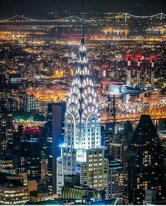 The Chrysler Building by calder by newyorkcityfeelings.com - The Best Photos and Videos of New York City including the Statue of Liberty Brooklyn Bridge Central Park Empire State Building Chrysler Building and other popular New York places and attractions.