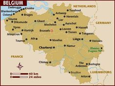 Expats in Belgium Belgium Belgium facts and European holidays