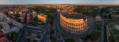 Roman Colosseum, Italy | 360 Degree Aerial Panorama | 3D Virtual Tours Around the World | Photos of the Most Interesting Places on the Earth | AirPano.com via @mariusexfluvio