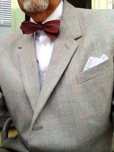 Ännu en elegant kostym från A Marchesan på Odengatan. Den här är amerikansk och från 1950-talet. En perfekt sommarkostym.